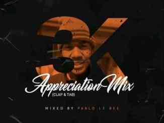 Pablo Le Bee, 3k Appreciation Mix (Clap & Tab), mp3, download, datafilehost, toxicwap, fakaza