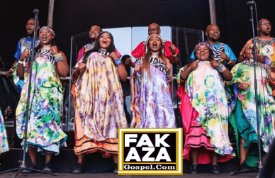 Soweto Gospel Choir – I Will Be There ft. Corlea