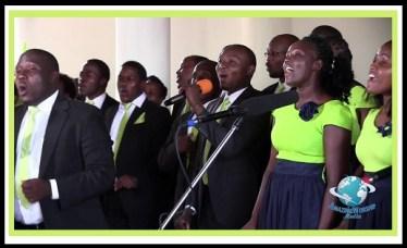 Mt. Olives SDA Church Choir - Mina Ngakhetha Ukuthula