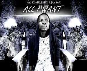 Dj Expertise – All I Want (feat. Komplexity, Mlu Ma Keys & Jay Sax)-fakazahiphop