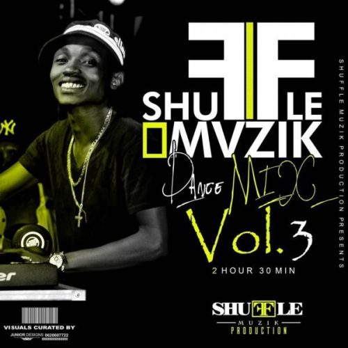 Shuffle Muzik – Dance Mix Vol.3 [Mp3 Download]-fakazahiphop