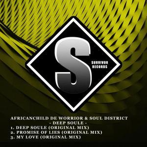 AfricanChild De Worrior – Deep Soule EP