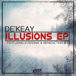 De'KeaY & EyeRonik – Purple Black (Phased Mix)