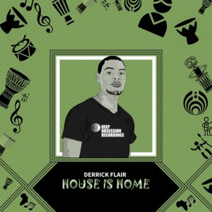 Derrick Flair feat. Mamboleo – Africa My Home (Original Mix)