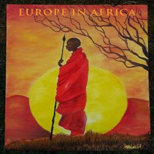 Jean Luc SA – Europe In Africa EP