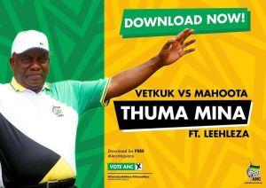 Vetkuk vs Mahoota – Thuma Mina (feat. Leehleza)