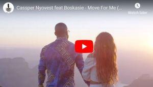 Cassper Nyovest – Move For Me Ft. Boskasie
