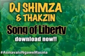 Dj Shimza & DJ Thakzin – Song Of Liberty (Vote ANC)