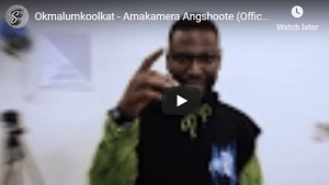 Okmalumkoolkat – Amakamera Angshootee