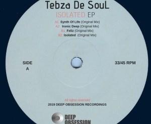 Tebza DE Soul – Ironic Deep (Original Mix)