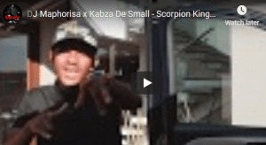 DJ Maphorisa x Kabza De Small – Scorpion Kings Tour EP 1