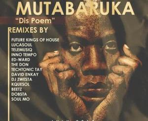 Mutabaruka – Dis Poem (KqueSol Visitors Remix)