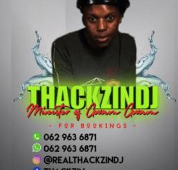 ThackzinDJ – When Papas Was Born(Tribute Mix)