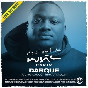 Darque – It's All About the Music Radio Show