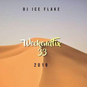Dj Ice Flake – WeekendFix 33 Gqom Wave 2019