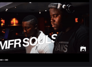 MFR Souls – My One And Only (The Squad Chimbonda Remix)