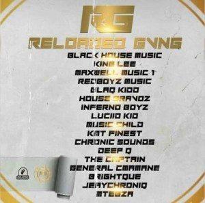Mtebza Ft. Black House MusiQ & King Lee – Reloaded Culture