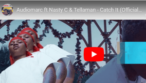 Audiomarc – Catch It Ft. Nasty C & Tellaman