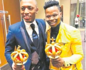 Ayanda Ntanzi & Dumi Mkokstad – Wembeth'amandla