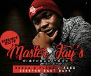 Master Jay SA – Gush Lam Gash (333i) [MP3]