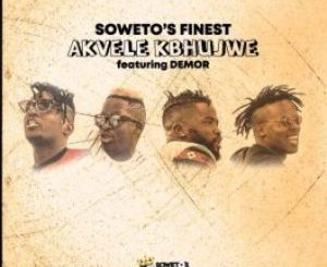 Soweto's Finest – Groovers Park Ft. Red Button