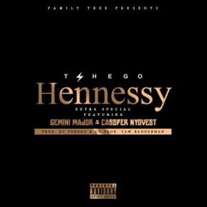 Tshego Ft. Gemini Major and Cassper Nyovest – Hennessy