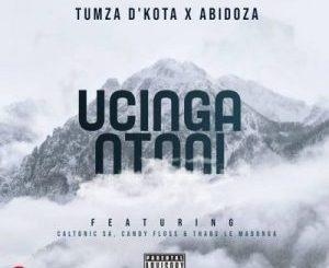 Tumza D'kota & Abidoza – Ucinga Ntoni Ft. Caltonic SA, Candy Floss & Thabs Le Madonga