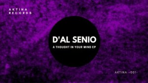 D'AL SENIO – A Thought in Your Mind (Jammaroots Zebra Mix)