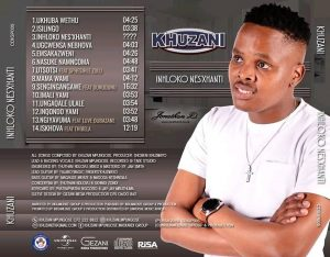 Khuzani – Iskhova Ft Thibela Mp3 Downnload