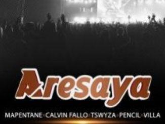 Mapentane, Calvin Fallo, Tswyza, Pencil & Villa – Aresaya
