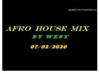 Mr West Ft. Caiiro – Ama 2k Vibe Mix (Chris Brown Acapella)