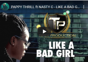 Pappy Thrill Ft. Nasty C – Like A Bad Girl
