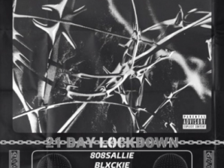 808 Sallie – 21 Day Lockdown