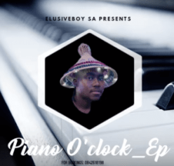 Elusiveboy SA – Piano O 'clock