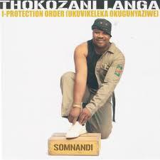 Thokozani Langa – Iyashisa Ingoma