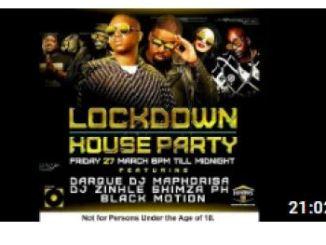 Ceega Wa Meropa – Lockdown Mix Volume 1