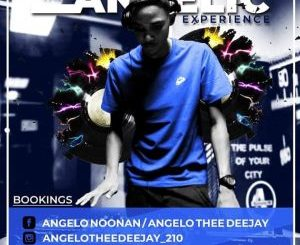 Angelo Thee Deejay – The Angelic Experience 016 April
