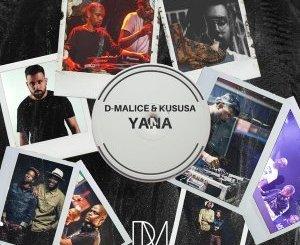 D-Malice & Kususa – Yana (Original Mix)