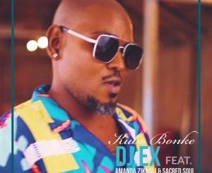 DJ Ex feat. Amanda Zikhali & Sacred Soul – Kubo Bonke (Extended Mix)