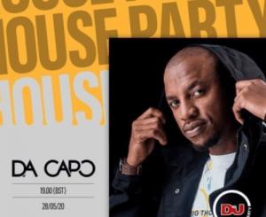 Da Capo – DJ Mag House Party Mix