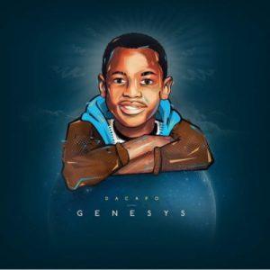 Da Capo – Genesys (Cover Artwork + Tracklist)