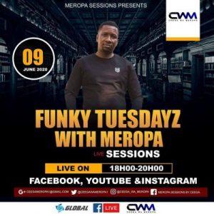 Ceega Wa Meropa – Funky Tuesday Mix Vol. II (Lockdown Edition)