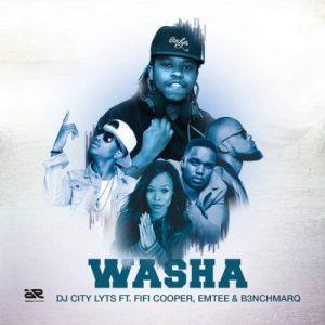 DJ Citi Lyts – Washa Ft. Emtee, Fifi Cooper & B3nchMarQ