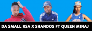 Da Small RSA & Shandos – Ya Mperekela Ft. Queen Minaj (Amapiano)