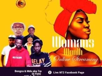Mdu Aka Trp – Women's Month Live Mix 2020