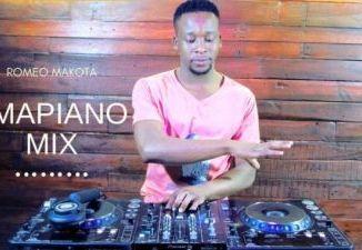 Romeo Makota – Amapiano Mix 25 August 2020 Ft. Nomcebo Zikode, Vigro Deep & Kabza De Small
