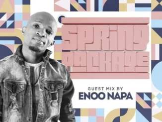 Enoo Napa – Spiritual T Spring Package Mix