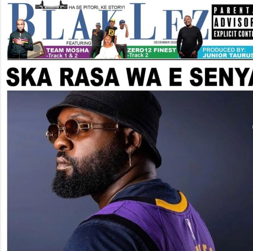Blaklez – Ska Rasa Wa E Senya (Tracklist)