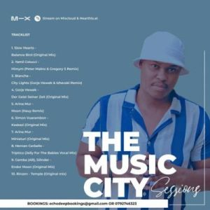 Echo Deep – The Music City Sessions #34 Mix