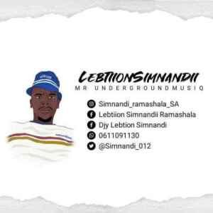Lebtiion Simnandii – SphushaUmjaivo_OneWay Vol.20 Mix